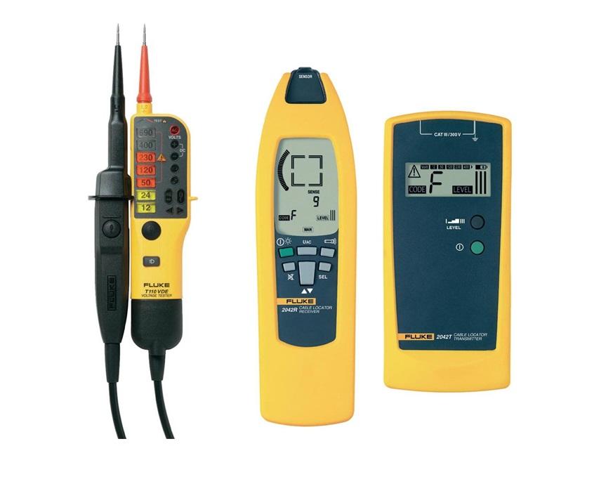 Fluke Electrical Testers   DKMTools - DKM Tools