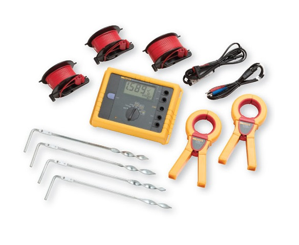 Fluke Earth Ground Testers | DKMTools - DKM Tools