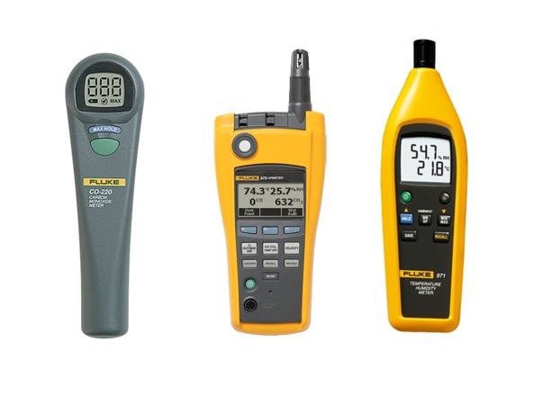 Fluke Indoor Air Quality Tools | DKMTools - DKM Tools