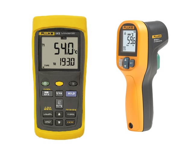 Fluke Digital Thermometers | DKMTools - DKM Tools