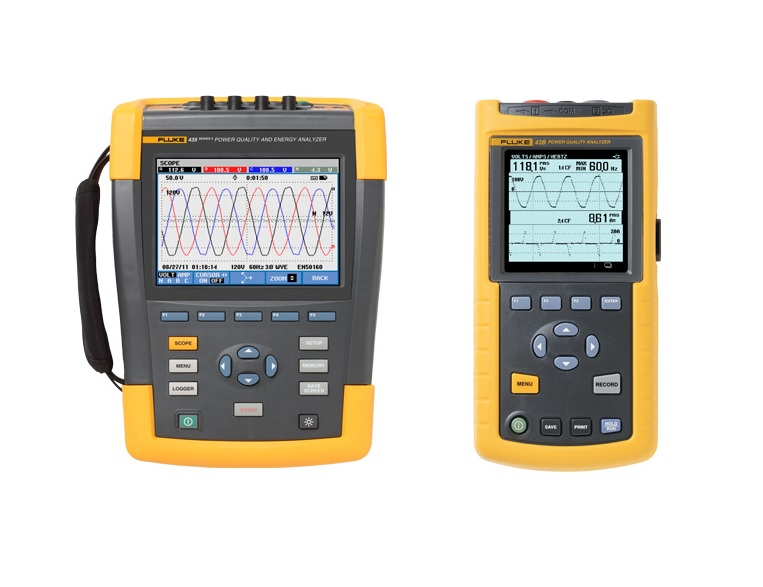 Fluke Power Analyzers Norma 4000 | DKMTools - DKM Tools