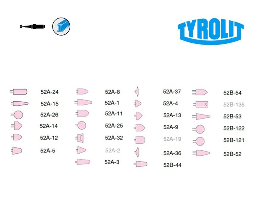 Keramische SlijpStiften | DKMTools - DKM Tools