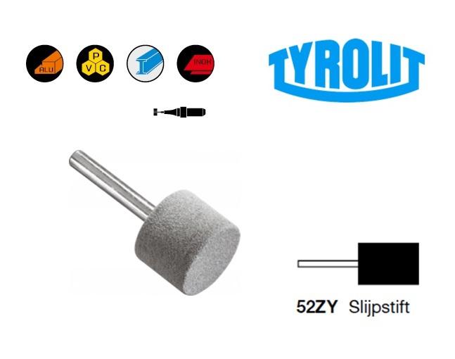 SlijpStiften voor non ferrometalen 52ZY | DKMTools - DKM Tools