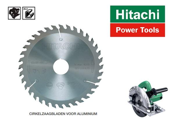 Hitachi Cirkelzaagbladen. voor aluminium | DKMTools - DKM Tools
