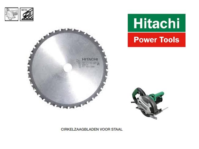 Hitachi Cirkelzaagblad voor staal | DKMTools - DKM Tools
