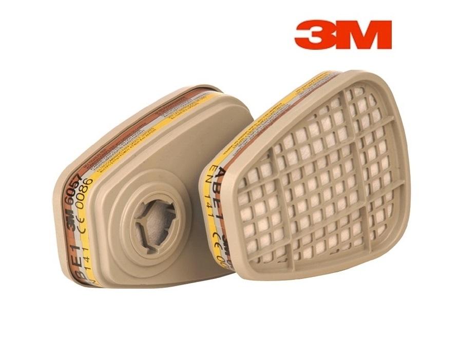 3M Gasfilter en dampfilters | DKMTools - DKM Tools