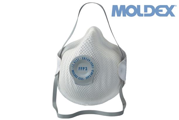 MOLDEX 2555. masker classic FFP3 NR D | DKMTools - DKM Tools