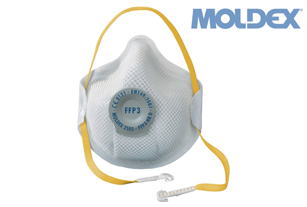 MOLDEX 2505. masker smart FFP3 NR D | DKMTools - DKM Tools