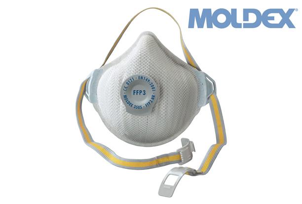 MOLDEX 3505. masker air plus FFP3 NR D | DKMTools - DKM Tools