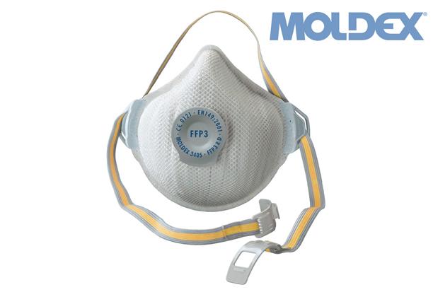 MOLDEX 3405. masker air plus FFP3 R D | DKMTools - DKM Tools