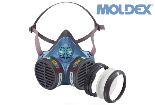 MOLDEX 5984. halfgelaatsmasker FFABEK1P3RD | DKMTools - DKM Tools