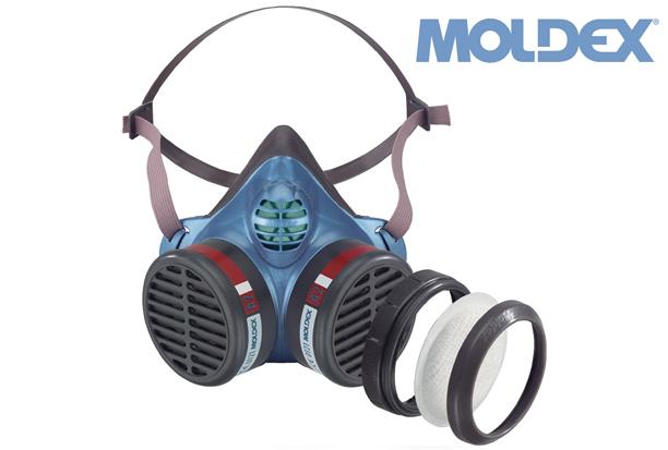 MOLDEX 5584. halfgelaatsmasker FFA2P3RD | DKMTools - DKM Tools