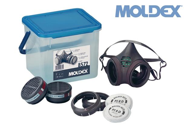MOLDEX 8572. s8000 herbruikbaar halfgelaatmasker | DKMTools - DKM Tools