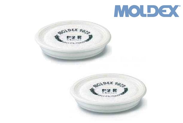 MOLDEX 800101 s8000 herbruikbaar halfgelaatsmasker | DKMTools - DKM Tools