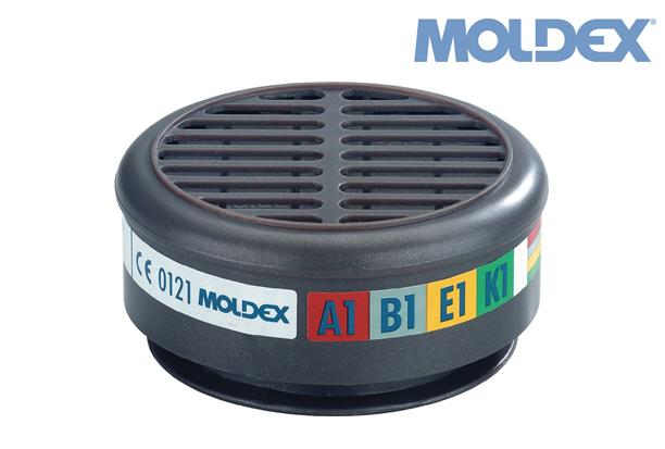 MOLDEX 9430 easylock gemonteerde filters ABEK1P3 R | DKMTools - DKM Tools