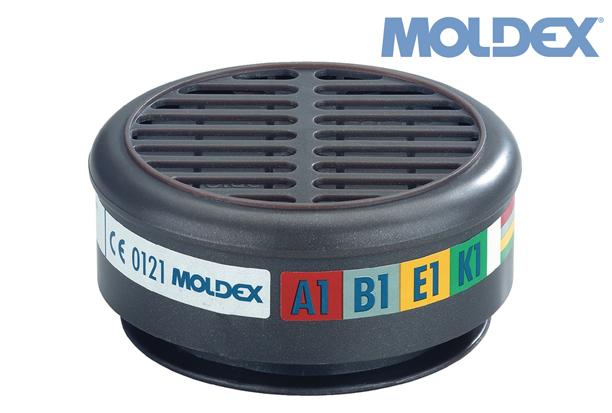MOLDEX 8500. gasfilterpatroon A2 voor serie 8000 | DKMTools - DKM Tools