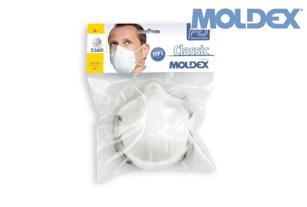 MOLDEX 2360 masker classic blister FFP1 NR D | DKMTools - DKM Tools