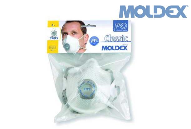 MOLDEX 2395. masker smart solo FFP2 NR D | DKMTools - DKM Tools
