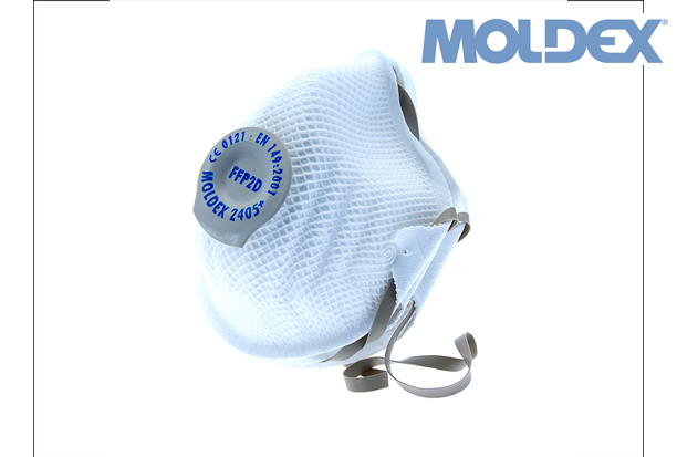 MOLDEX 2405. FFP2 NR D blauw FFP2 NR D | DKMTools - DKM Tools