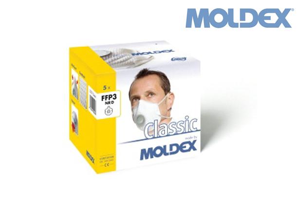 MOLDEX 2535. FFP3 NR D per 5 verpakt FFP3 NR D | DKMTools - DKM Tools