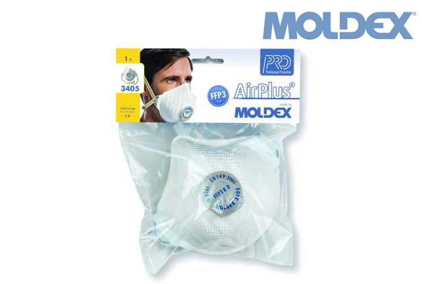 MOLDEX 3405. air plus FFP3 NR D blister FFP3NRD | DKMTools - DKM Tools