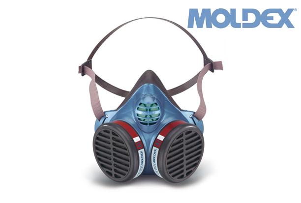 MOLDEX 5104. voorgemonteerd halfgelaatsmasker ffA1 | DKMTools - DKM Tools