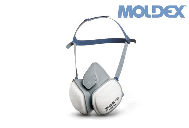 MOLDEX 5120 compactmask halfgelaatsmasker ffA1P1RD | DKMTools - DKM Tools
