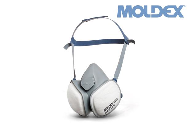 MOLDEX 5230 compactmask halfgelaatsmasker FFA2P3RD | DKMTools - DKM Tools