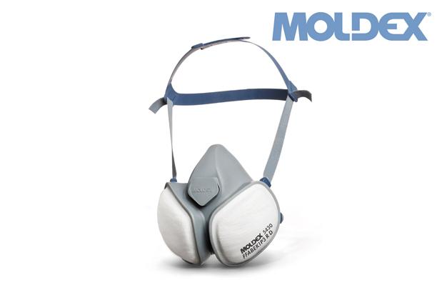 MOLDEX 5430. compactmask gelaatsmasker FFABEK1P3RD | DKMTools - DKM Tools