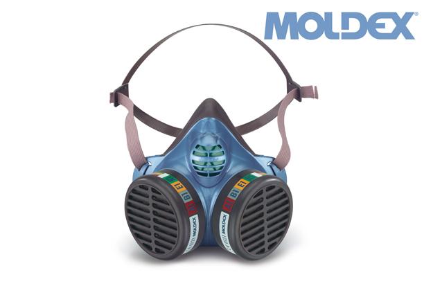 MOLDEX 5904. voorgemonteerd gelaatsmasker FFABEK1 | DKMTools - DKM Tools