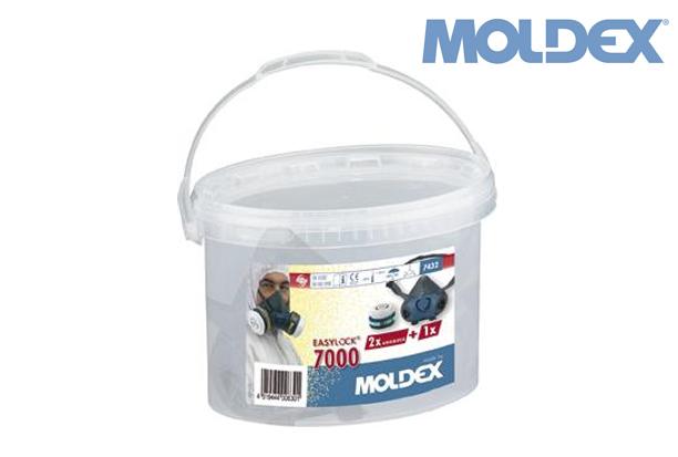 MOLDEX 7432. halfgelaatmasker A1b1e1k1 P3 R d | DKMTools - DKM Tools