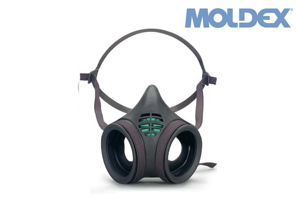 MOLDEX 800101. s8000 herbruikbaar s gelaatsmasker | DKMTools - DKM Tools