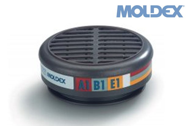 MOLDEX 8200. gasfilterpatroon ABE1 serie 8000 | DKMTools - DKM Tools