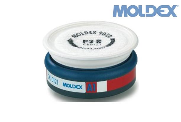 MOLDEX 9120. easylock gemonteerde filters A1P2 R | DKMTools - DKM Tools