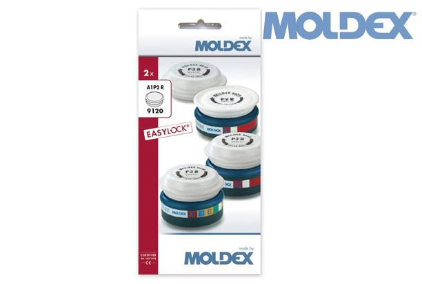 MOLDEX 9120. easylock filters A1P2 R retail | DKMTools - DKM Tools