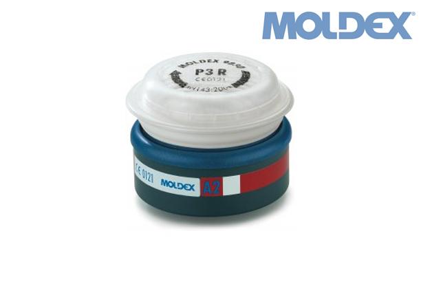 MOLDEX 9230. easylock gemonteerde filters A2P3R | DKMTools - DKM Tools
