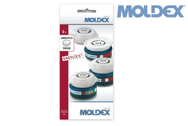 MOLDEX 9430. gemonteerde filters ABEK1P3R retail | DKMTools - DKM Tools