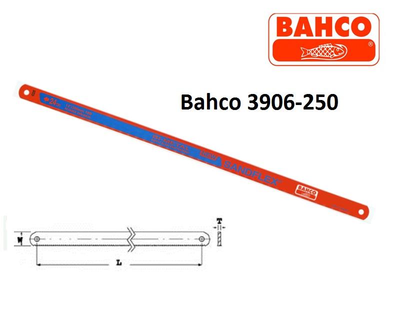 Metalen handzaagbladen Bahco 3906 250 | DKMTools - DKM Tools