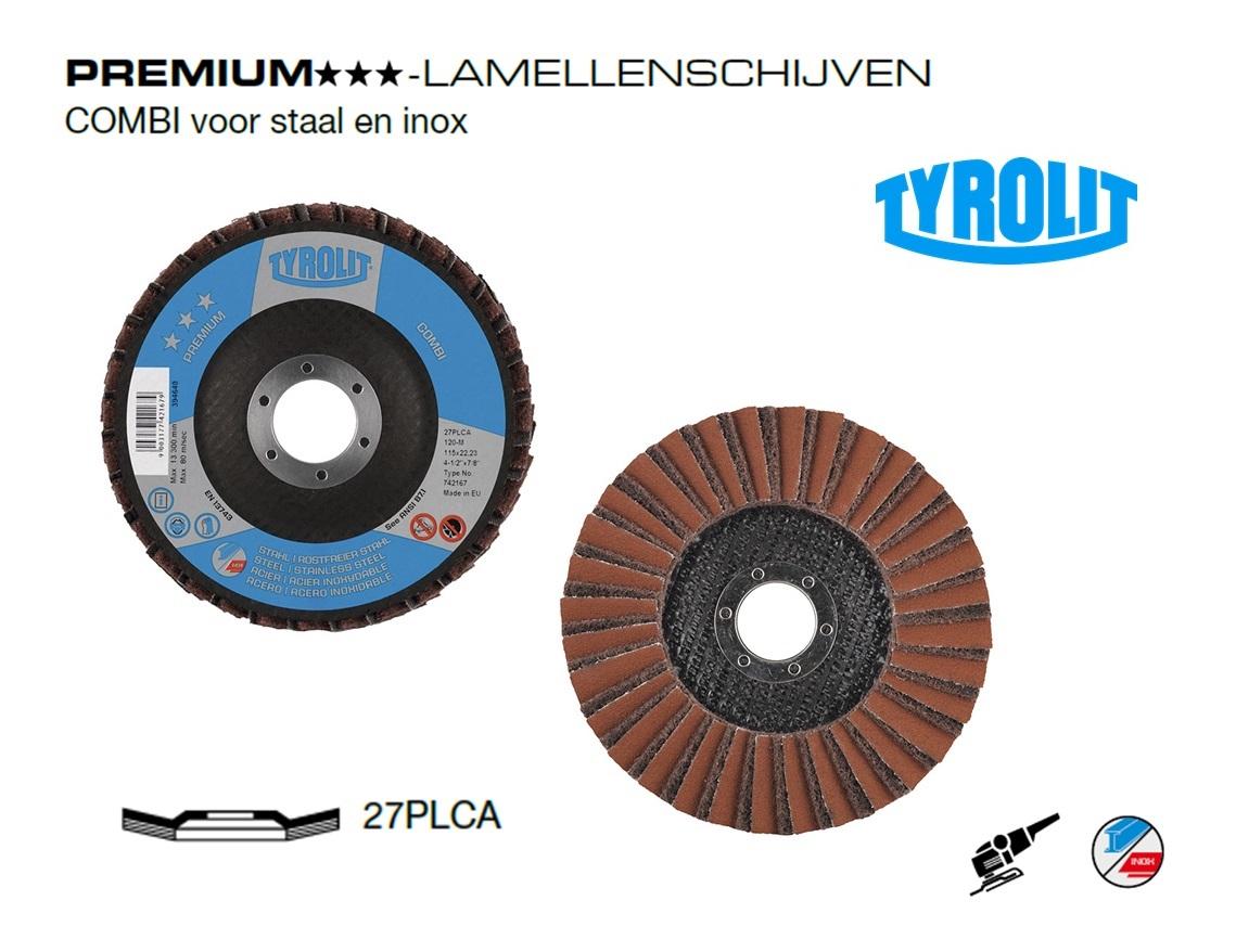Lamellenschijven 27PLCA COMBI PREMIUM   DKMTools - DKM Tools