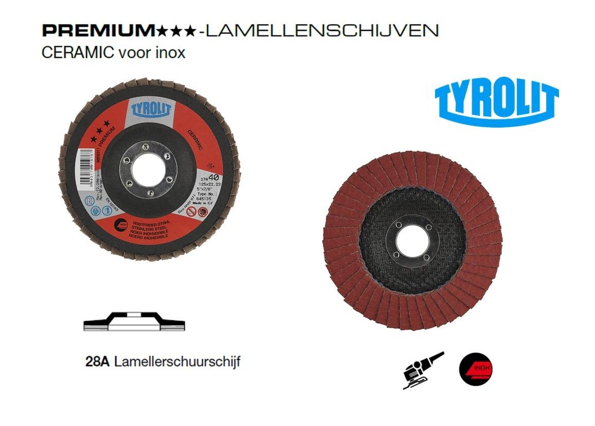 Lamellenschijven CERAMIC. 28A PREMIUM   DKMTools - DKM Tools