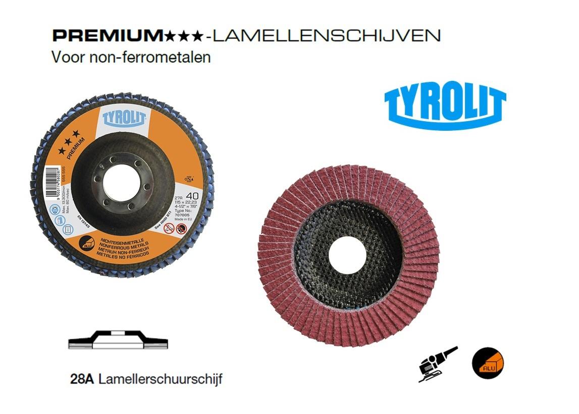 Lamellenschijven non ferrometalen 28A PREMIUM   DKMTools - DKM Tools