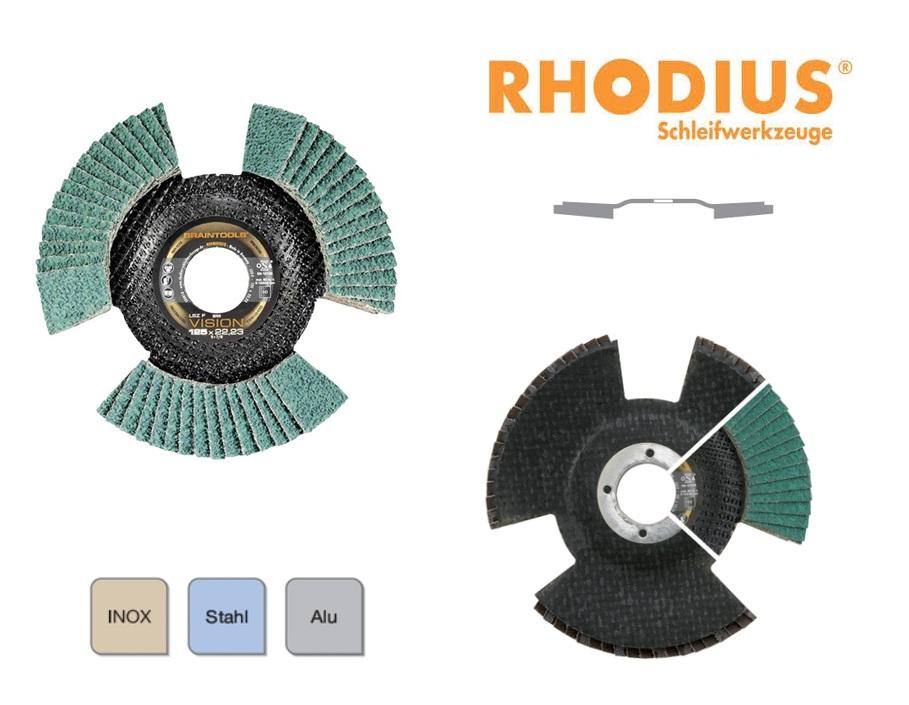 Rhodius LSZ FS VISION TOP.Lamellenschijven   DKMTools - DKM Tools