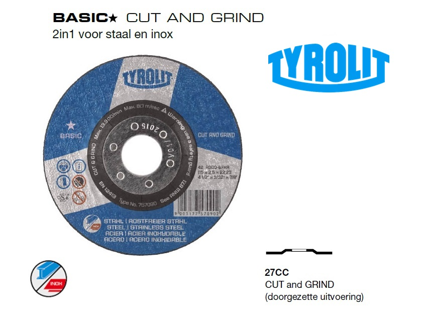 Cut and grind 2 in 1   DKMTools - DKM Tools