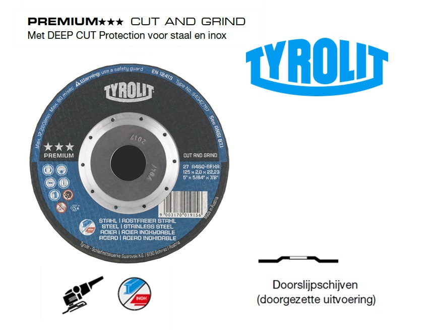 Cut and grind 2 in 1 PREMIUM | DKMTools - DKM Tools