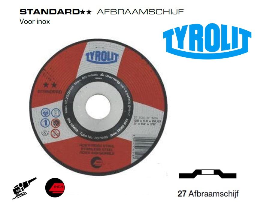 Afbraamschijven.Standard inox | DKMTools - DKM Tools