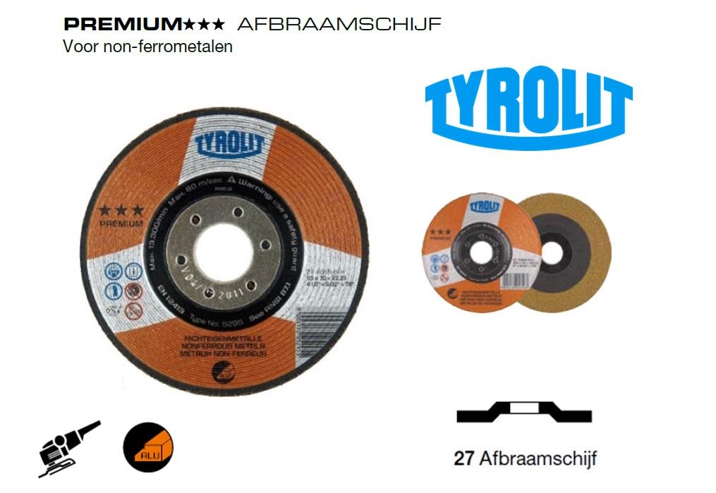 Afbraamschijven.PREMIUM non ferrometalen | DKMTools - DKM Tools