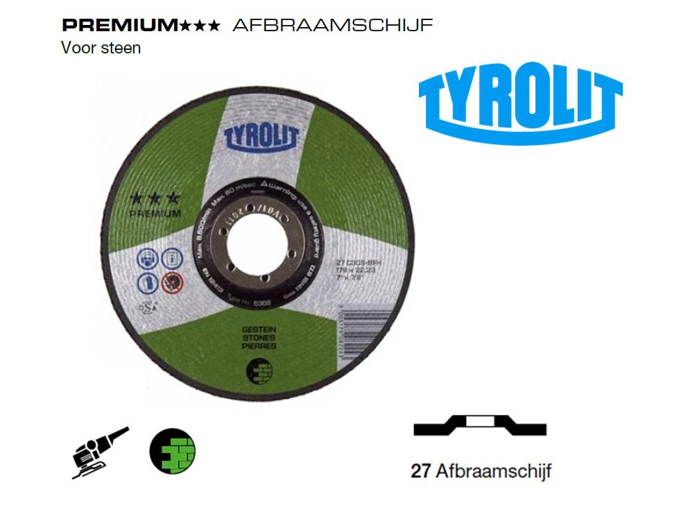 Afbraamschijven.PREMIUM Steen | DKMTools - DKM Tools