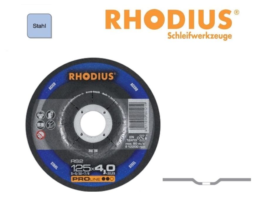 Rhodius Afbraamschijven RS2 PRO | DKMTools - DKM Tools