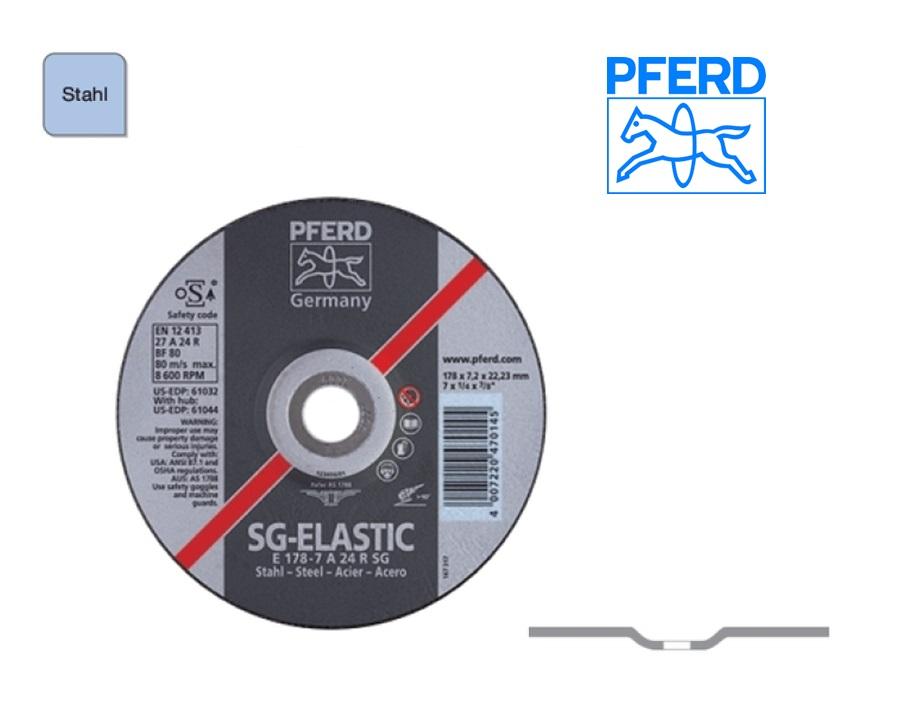 PFERD Afbraamschijven A 24 R SG | DKMTools - DKM Tools