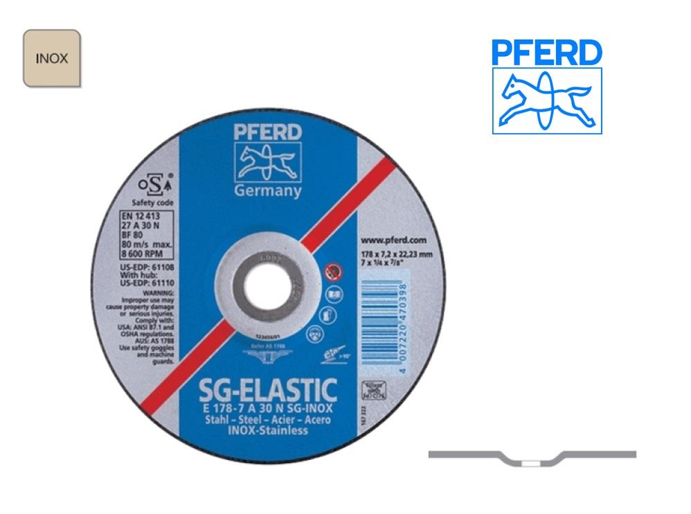PFERD Afbraamschijven INOX 30 N SG | DKMTools - DKM Tools